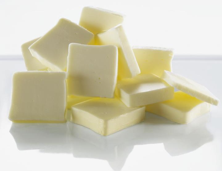 脂質の多いマーガリン
